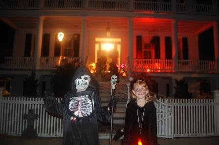 Beaufort, SC halloween 2009